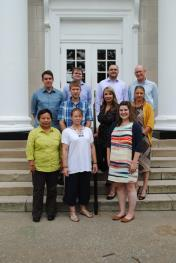 Wesleyan Welcomes Ten New Full-Time Faculty Members